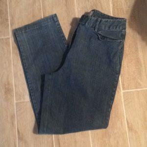 Talbots Stretch Denim Jeans